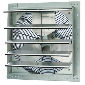 2600 CFM Bathroom Fan With Variable Speed
