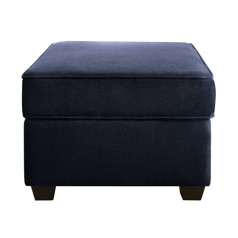 Pleasant Olin Storage Ottoman Gmtry Best Dining Table And Chair Ideas Images Gmtryco