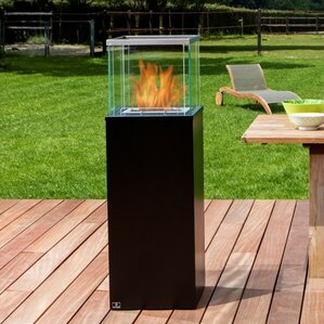 Bio ethanol outdoor fireplaces fire pits you 39 ll love for Bio ethanol fire pit