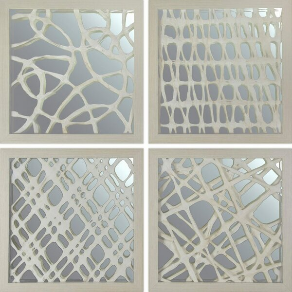 4 Piece Space Paper Art Wall D 233 Cor Set Amp Reviews Allmodern