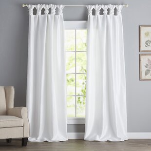 96 Inch White Curtains
