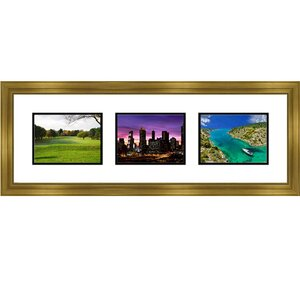 3 Opening Collage Picture Frame