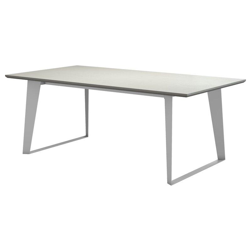 concrete dining table. Amsterdam Steel/Concrete Dining Table Concrete