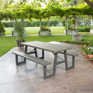 Plastic Resin Picnic Table