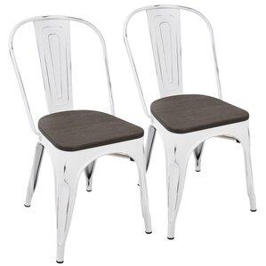 Natasha Side Chair (Set of 2) by Gracie Oaks