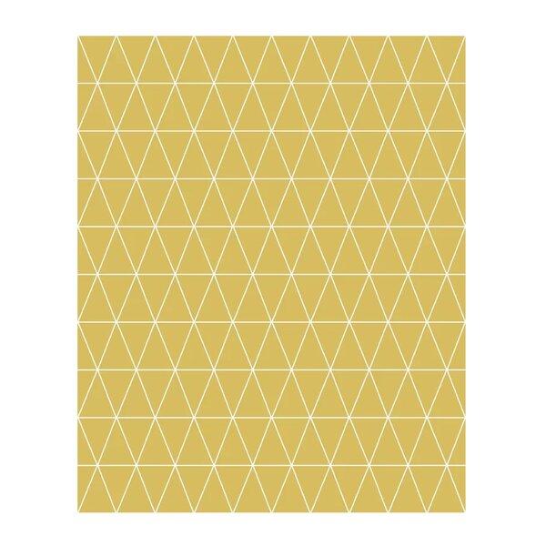 Geometric Wallpaper Amp Pattern Wallpaper Wayfair Co Uk