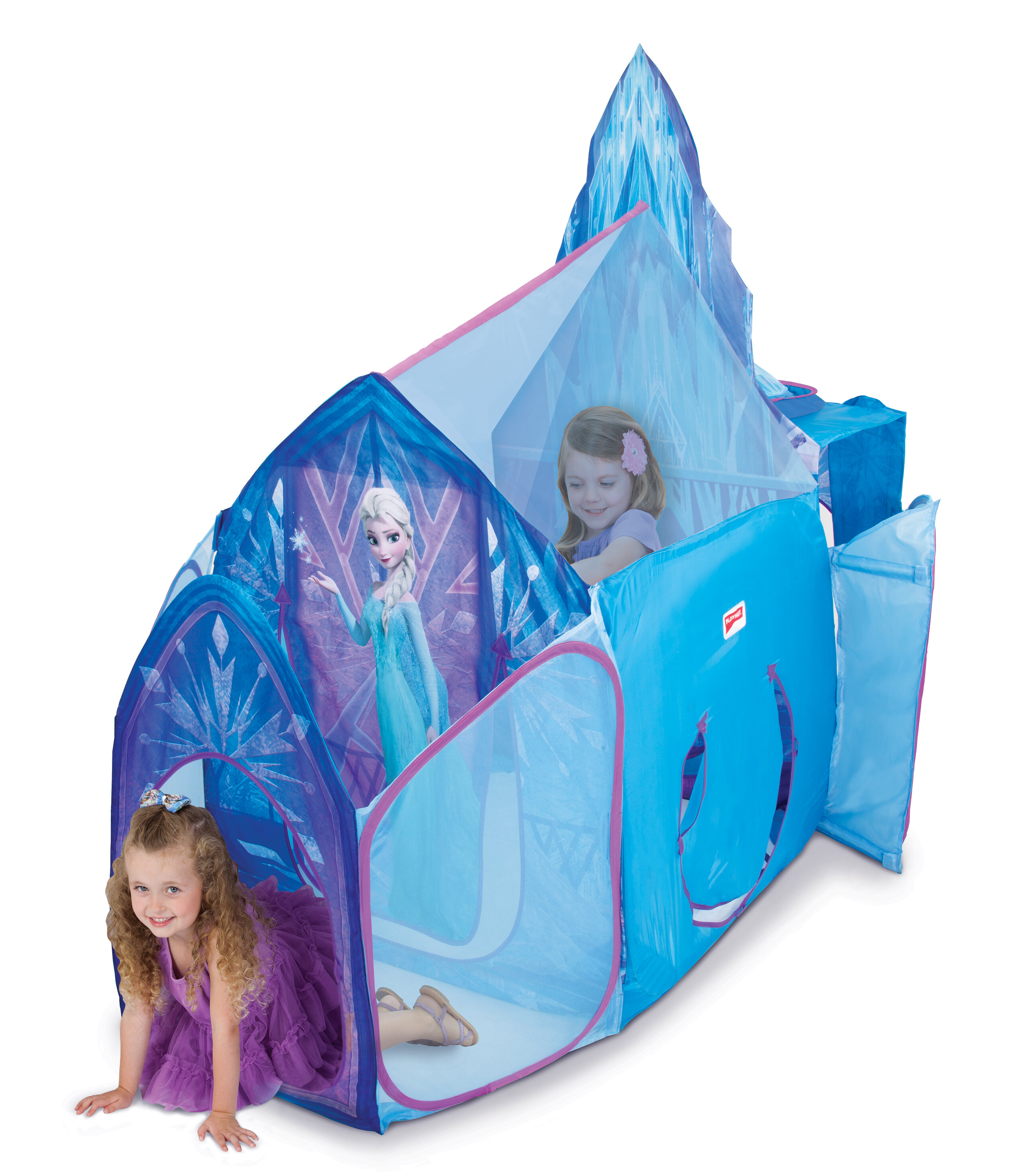 Playhut Disneyu0027s Frozen Elsau0027s Ice Castle Play Tent u0026 Reviews | Wayfair  sc 1 st  Wayfair & Playhut Disneyu0027s Frozen Elsau0027s Ice Castle Play Tent u0026 Reviews ...