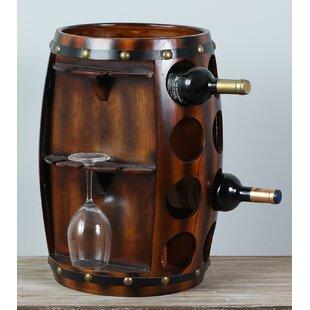 Dickson 8 Bottle Floor Wine Rack