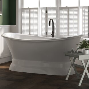 72 X 30 Freestanding Bathtub