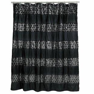 Famous Bling Shower Curtain | Wayfair GB29