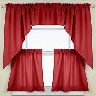 Cantonnières: Type de traitements de fenêtre - Cantonnière | Wayfair.ca