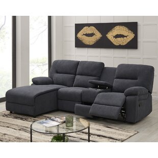 Chaise Sofa Reclining Sectionals Youll Love Wayfair