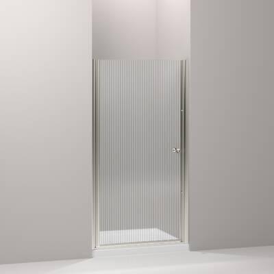 Kohler Purist 39 X 72 Pivot Shower Door With Cleancoat Technology