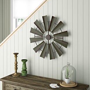 full windmill rustic farmhouse wall dcor - Farmhouse Wall Decor