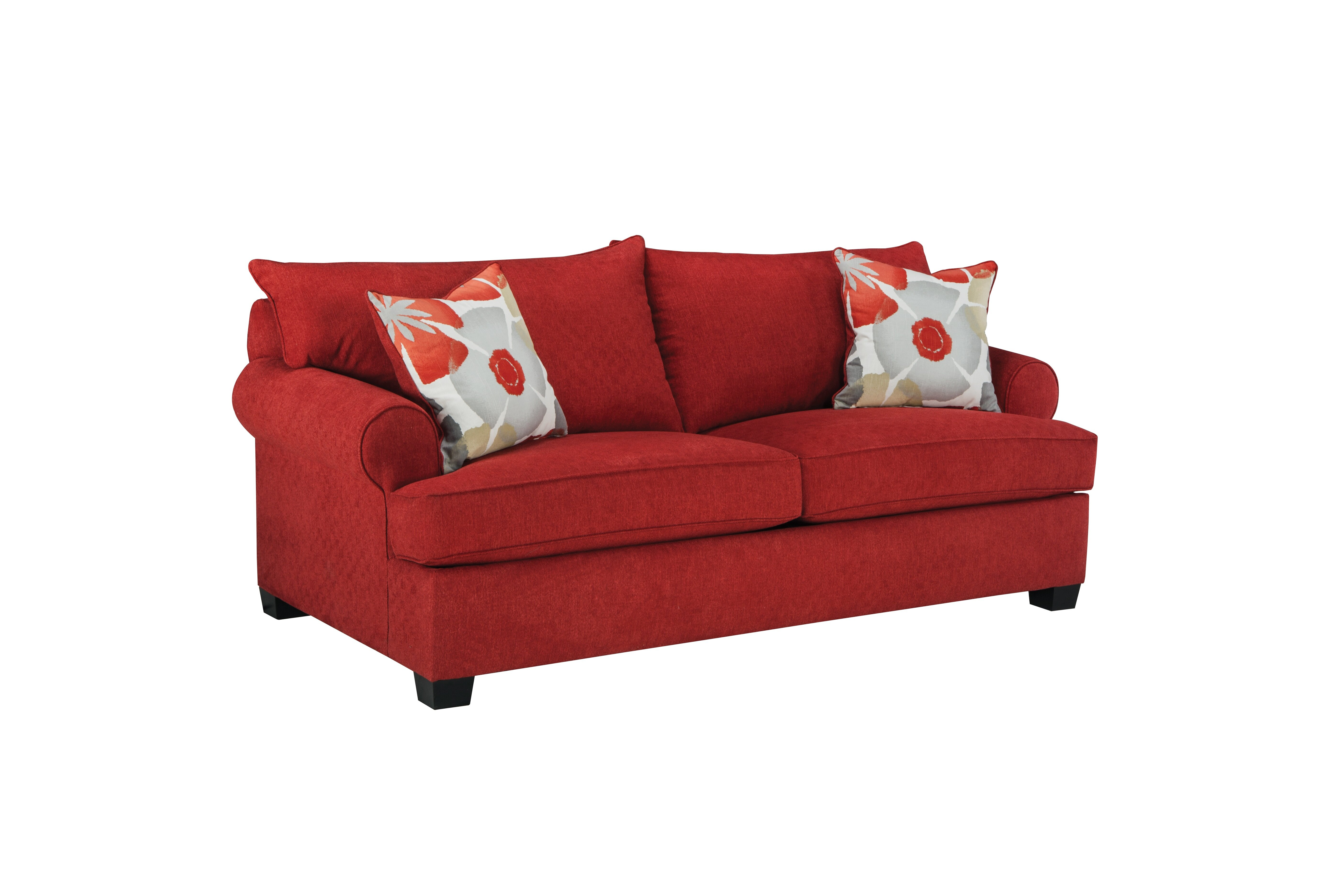Queen Size Residential Sofa Sleeper System With Frame And