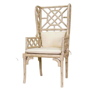 Constantia Wing Back Arm Chair (Set of 2) by..