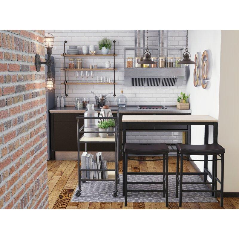 Trent Austin Design Fountain Valley Wood Wall Shelf Reviews Wayfair