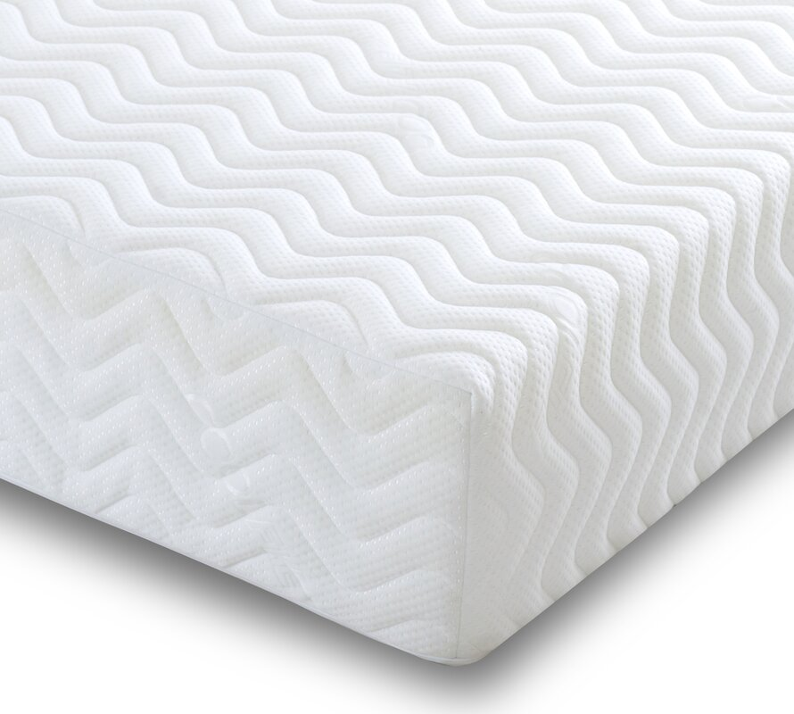 7 Zone Comfort Memory Foam Mattress
