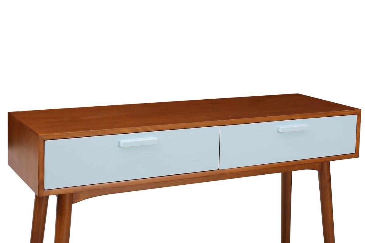 Porthos home carla console table reviews wayfair for 5 sofa table