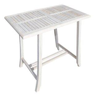 Satori Teak Solid Wood Dining Table