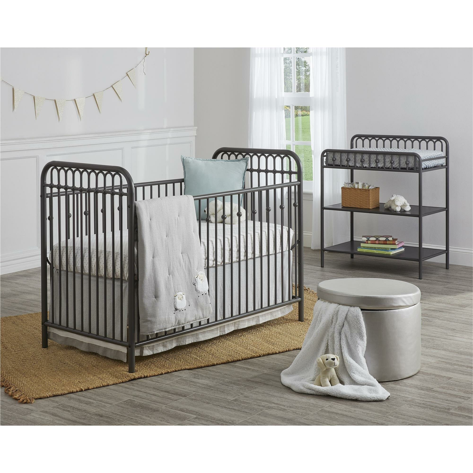 9ddb2c50c8 Little Seeds Monarch Hill Ivy 2 Piece Crib Set   Reviews