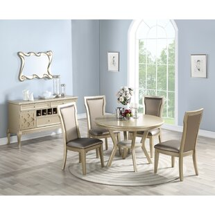 Brandes 5 Piece Dining Set