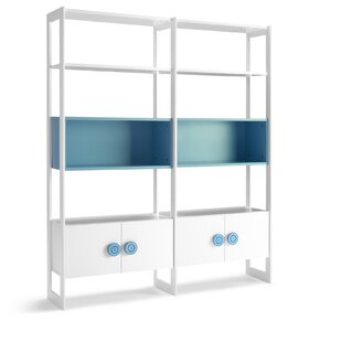 Pamplona 190cm Book Cabinet by Just Kids