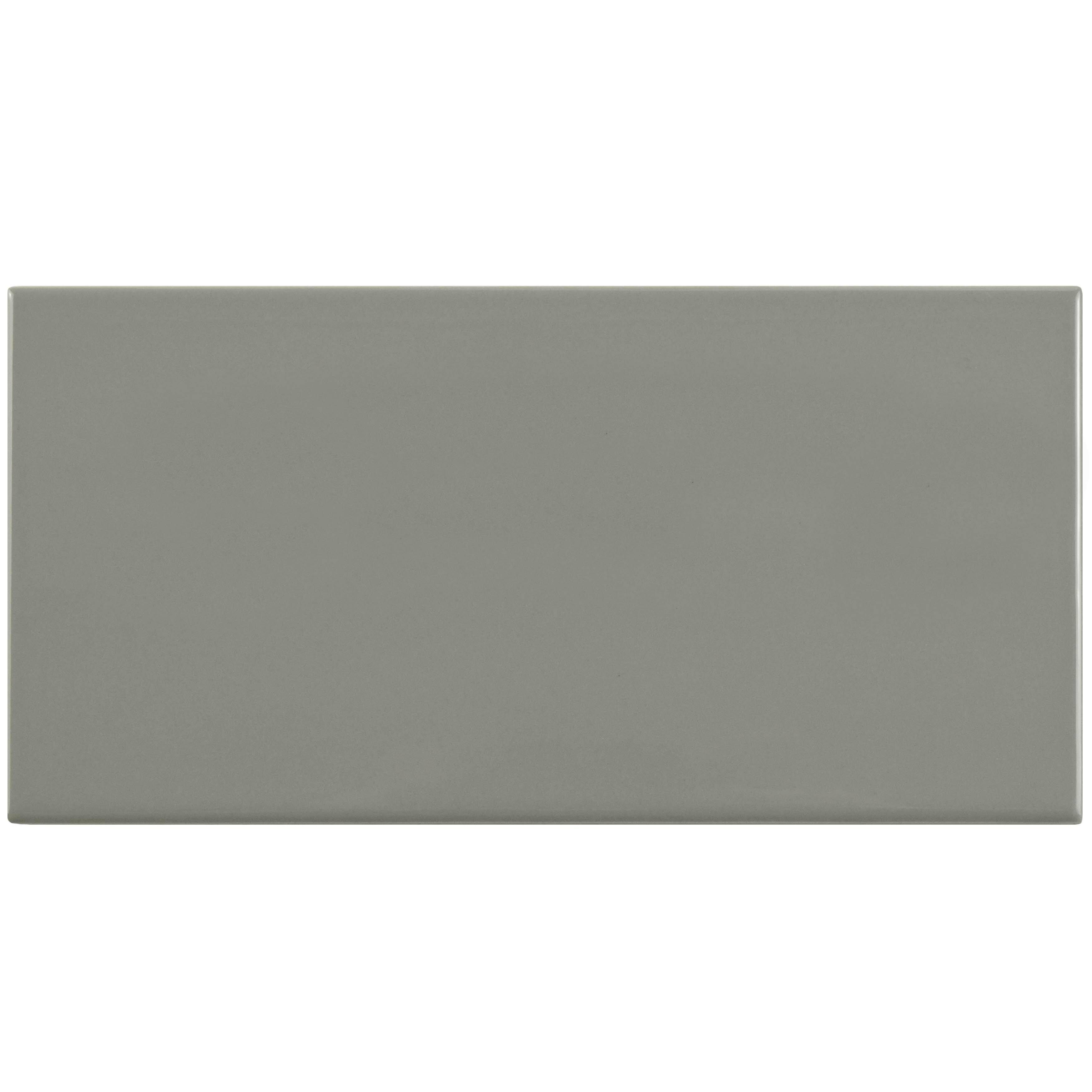 Elitetile prospect 3 x 6 ceramic subway tile in gray reviews elitetile prospect 3 x 6 ceramic subway tile in gray reviews wayfair dailygadgetfo Gallery