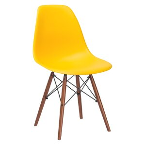 Modern Yellow Dining Chairs AllModern