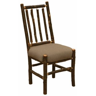 Simply Hickory Bistro Upholstered Dining Chair