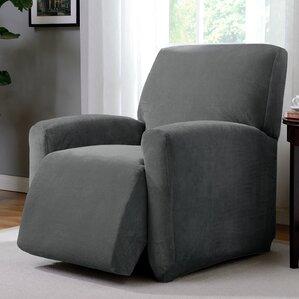 Day Break Box Cushion Recliner Slipcover & Recliner Slipcovers Youu0027ll Love | Wayfair islam-shia.org