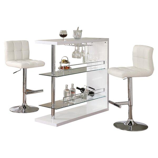 Elijah Patio Furniture.Modern Contemporary Contemporary Pub Table Allmodern