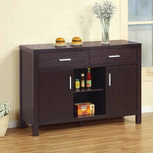 Kitchen Side Table | Small Kitchen Hutch And Buffet Wayfair