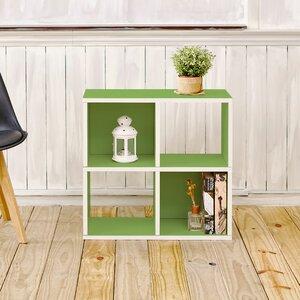 Andrade Quad 25″Cube Unit Bookcase