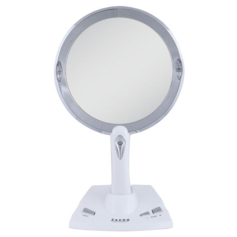 Zadro Power Zoom Vanity Mirror Amp Reviews Wayfair