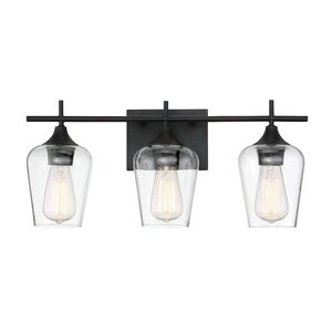 Staci 3-Light Vanity Light