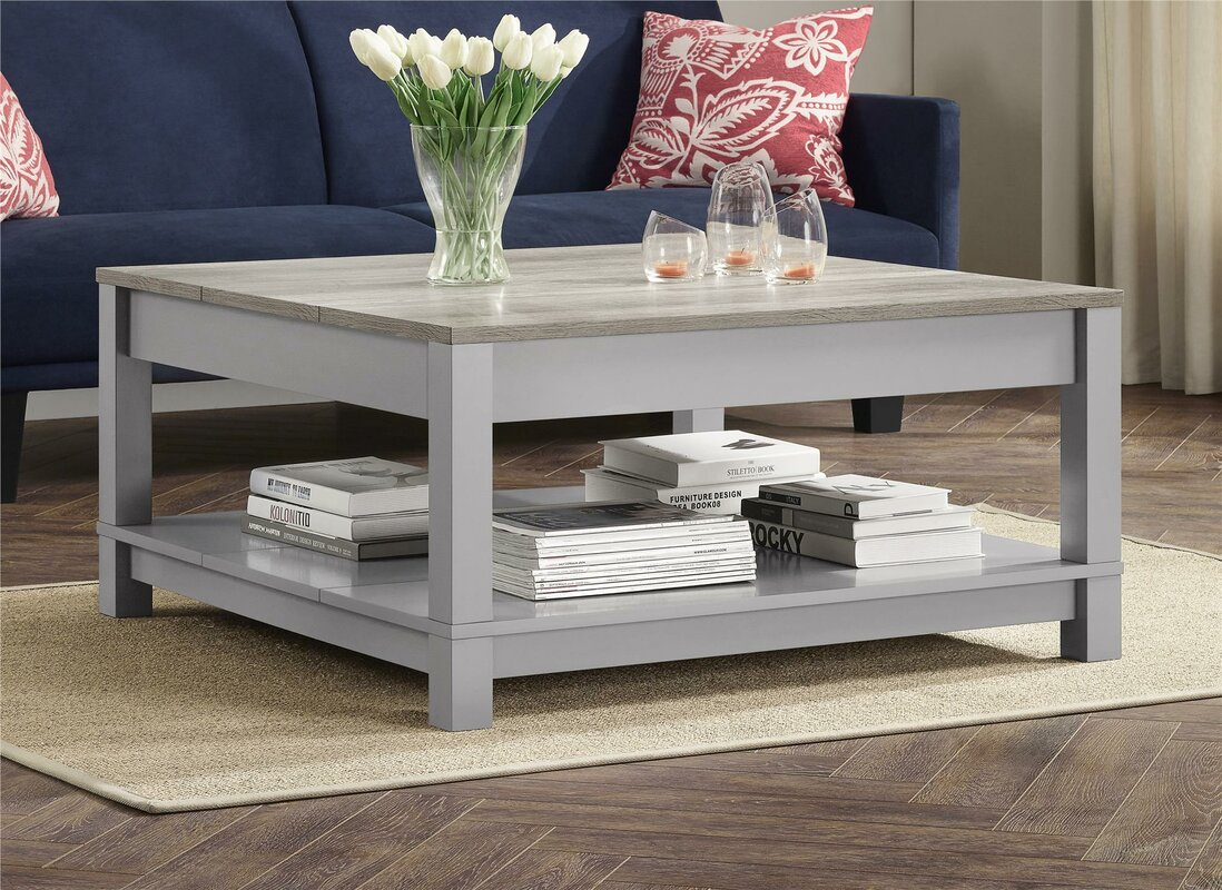 Square Coffee Tables You ll Love