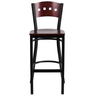 Fannie 29.75 Bar Stool