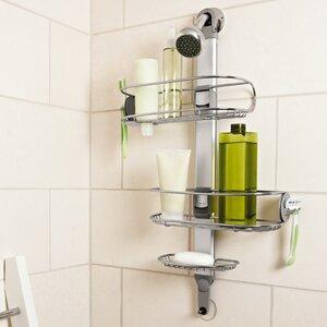 Adjustable Metal Hanging Shower Caddy