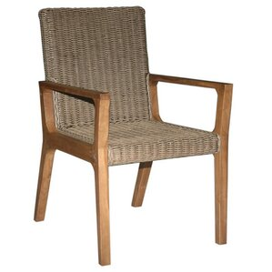 Terry Solid Wood Dining Chair by Bay Isle Home