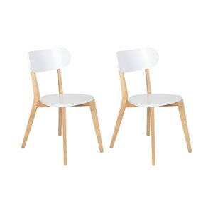 Julian Solid Wood Dining Chair (Set of 2)