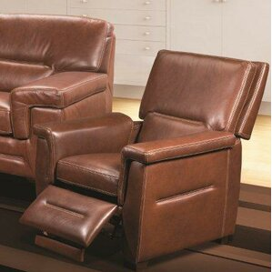 Fornirama Astoria Leather Manual Lift Assist Recliner