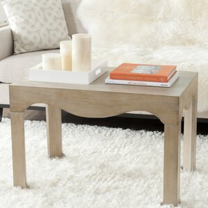 Dunlin Coffee Table by Mistana