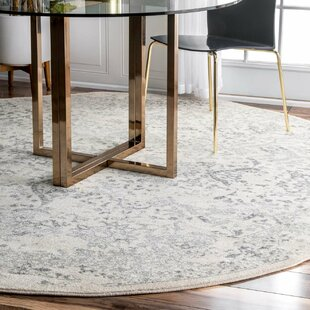 Youati Ivory/Gray Area Rug