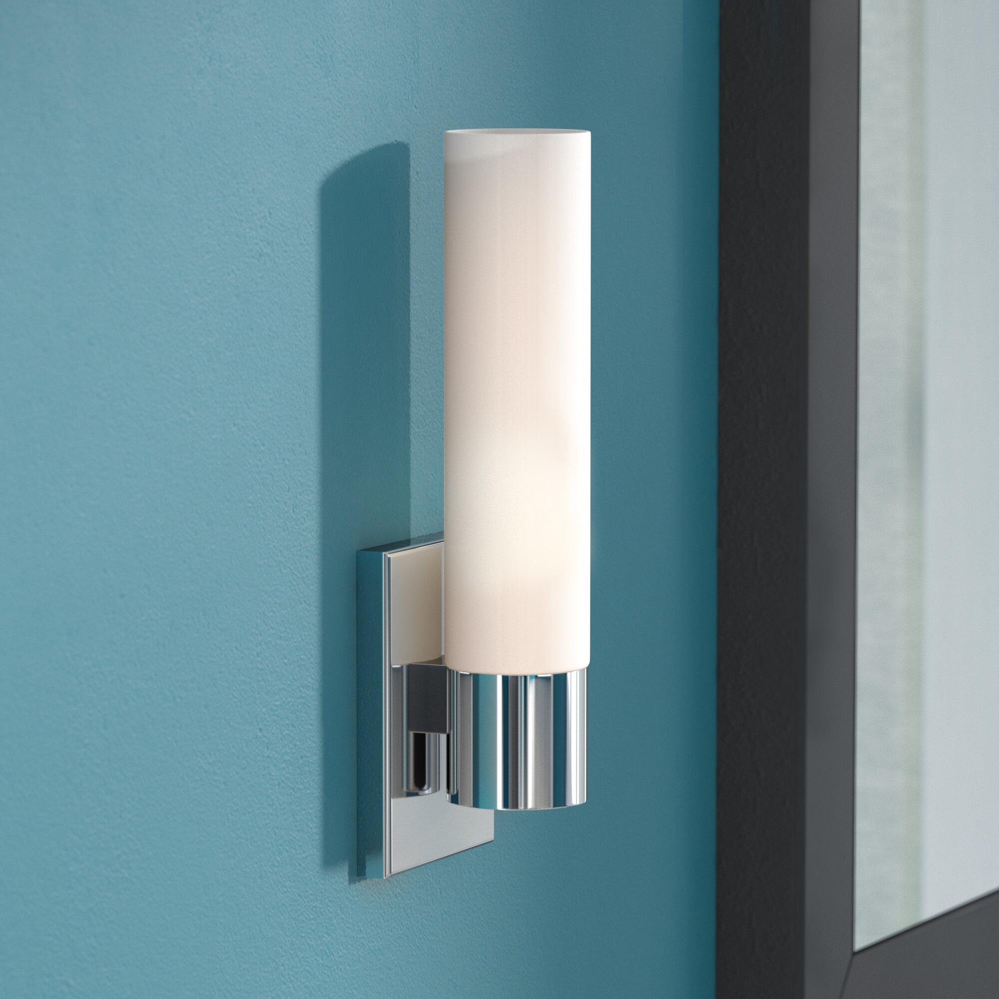 Latitude Run Cheswick 1-Light LED Flush Mount & Reviews | Wayfair