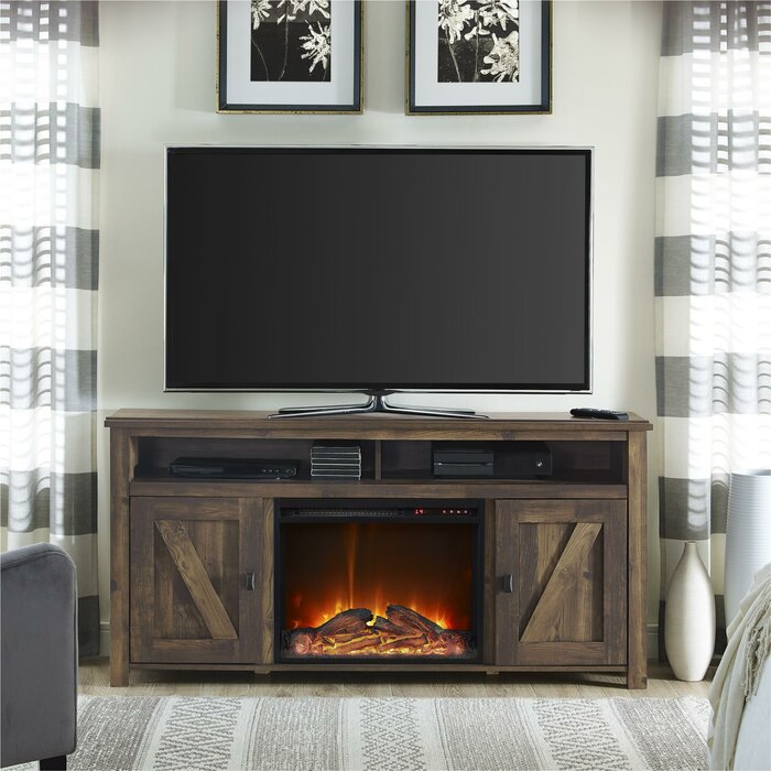 Incredible Whittier Tv Stand For Tvs Up To 60 With Fireplace Download Free Architecture Designs Estepponolmadebymaigaardcom