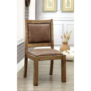 Coshocton Upholstered Dining Chair (Set of 2)
