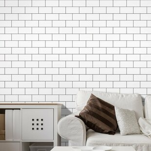 12 X L Stick Subway Tile In White