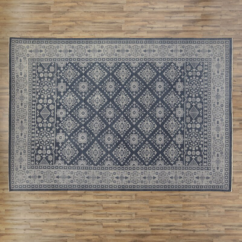 Beautiful Birch Lane™ Bevan Blue Rug & Reviews | Birch Lane TA25