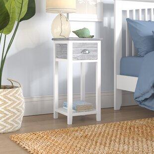 Round Bedside Cabinet | Wayfair.co.uk